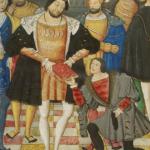 Manuscript Morgan 948, f. 4r (detail)