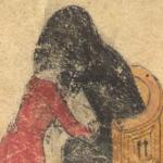 Manuscript Walters 143, f. 69v (detail)