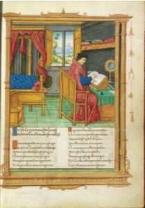 Figure 2: Manuscrit Morgan 948, f. 5r